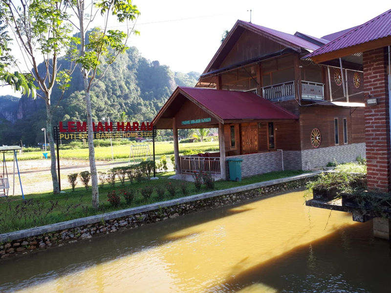 Cottage Penginapan Harau 2019