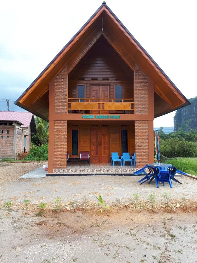 Cottage Penginapan Harau
